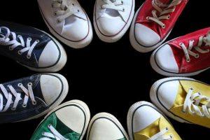 Sneaker material