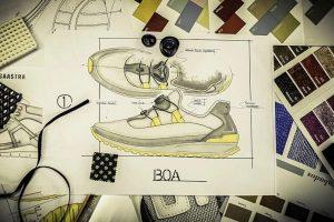 Shoe design and development