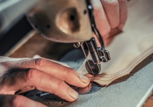 producing sustainable shoes